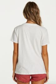 Billabong Mother Nature Tee - Front full body