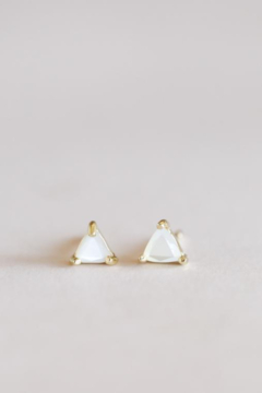 Shoptiques Product: Mother of Pearl Mini Energy Gems