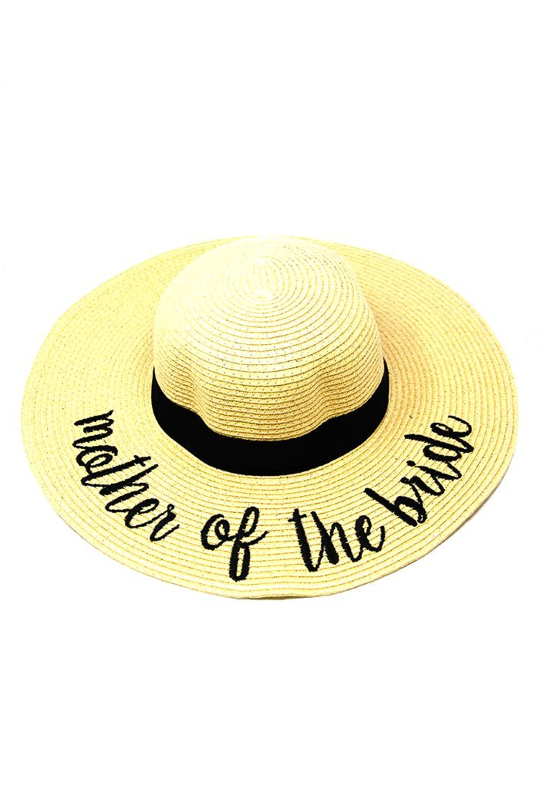 Wona Trading Mother-Of-The-Bride Sun Hat - Main Image