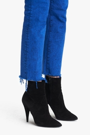 Mother Rascal Ankle Fray - Back cropped