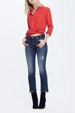 Mother Rascal Ankle Jeans - Product List Image
