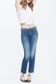 Mother Rascal Ankle Snippet Jeans - Product Mini Image