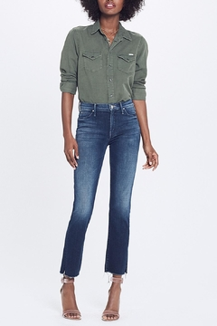 Mother Rascal Snippet Jean - Product List Image