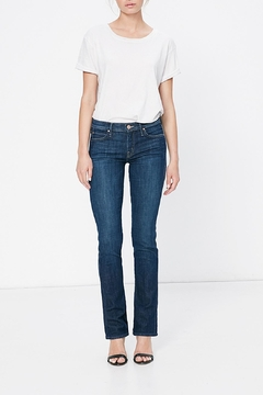 Mother Rascal Straight Jeans - Product List Image