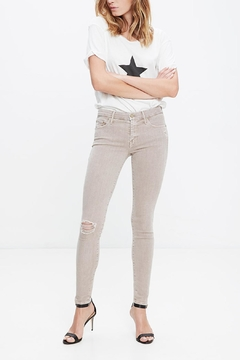 Mother Sexy Just Walked Jeans - Product List Image