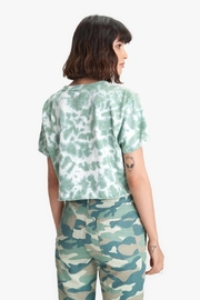 Mother Slouch Cutoff - Front full body