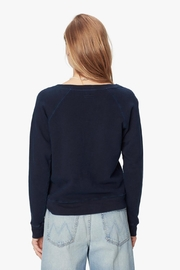 Mother Square Navy - Side cropped