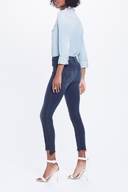Mother Stunner Ankle Jean - Side cropped