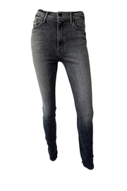 Mother Swooner High Rise Skinny Jeans - Front cropped