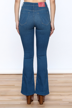 Mother The Funday Flare Blue Jean - Alternate List Image