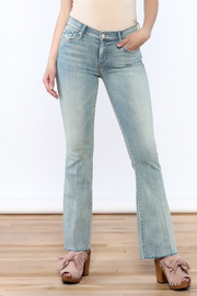 Mother The Weekender Fray Jean - Product Mini Image
