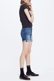 Mother Vagabond Denim Shorts - Side cropped