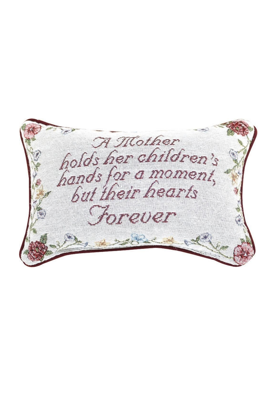 MWW Mother Word Pillow - Main Image