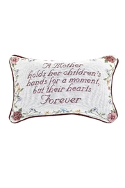 MWW Mother Word Pillow - Product Mini Image