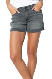Mother Denim Dropout Roll Short - Product Mini Image