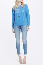 Mother Far From Paradise Sweatshirt - Front cropped