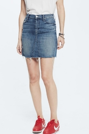 Mother Denim Four Points Skirt - Product Mini Image