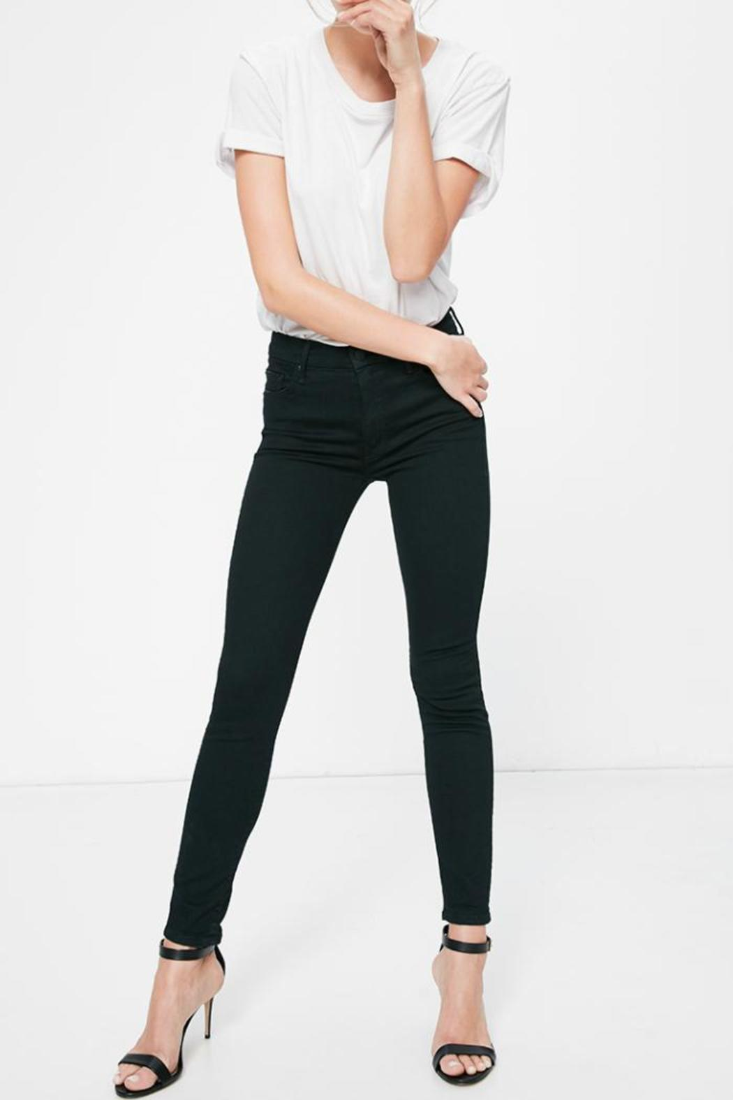 Mother High-Waisted Looker Skinny - Main Image