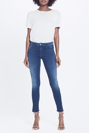 Mother Denim Looker Skinny Jeans - Product Mini Image