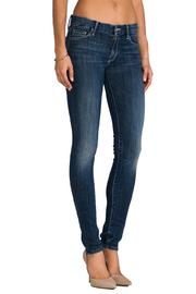Mother Looker Jeans - Front full body