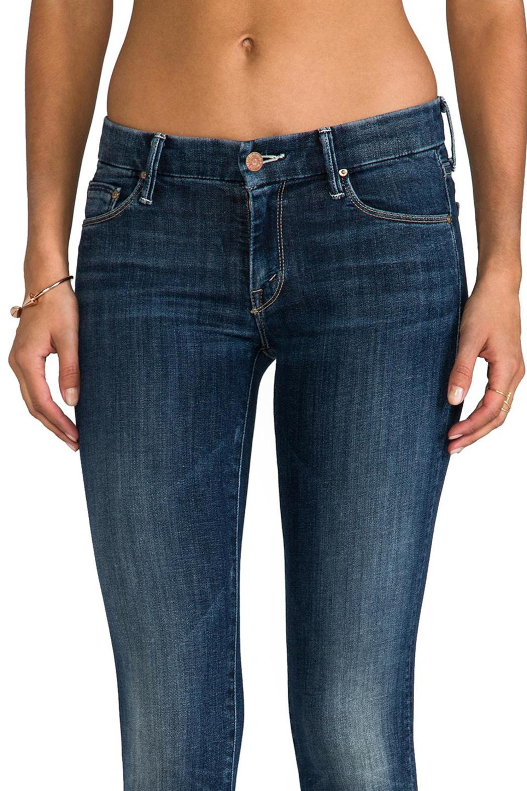 Mother Looker Jeans - Back Cropped Image