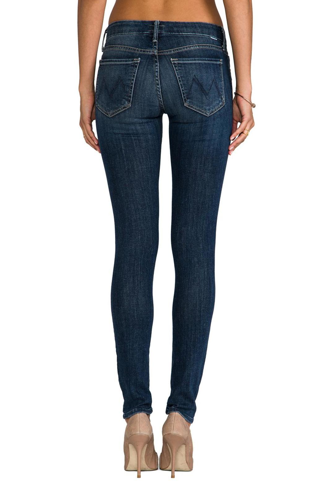 Mother Looker Jeans - Side Cropped Image