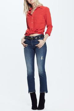 Mother Denim Rascal Ankle Step Fray Jean - Product List Image