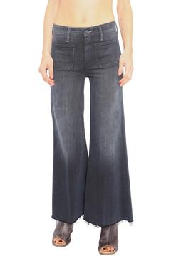 Shoptiques Product: Roller Ankle Flare Jeans