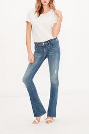 Mother Runaway Flare Jean - Product Mini Image