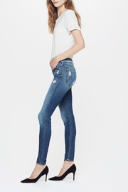 Mother The Looker Skinny Jeans - Front full body
