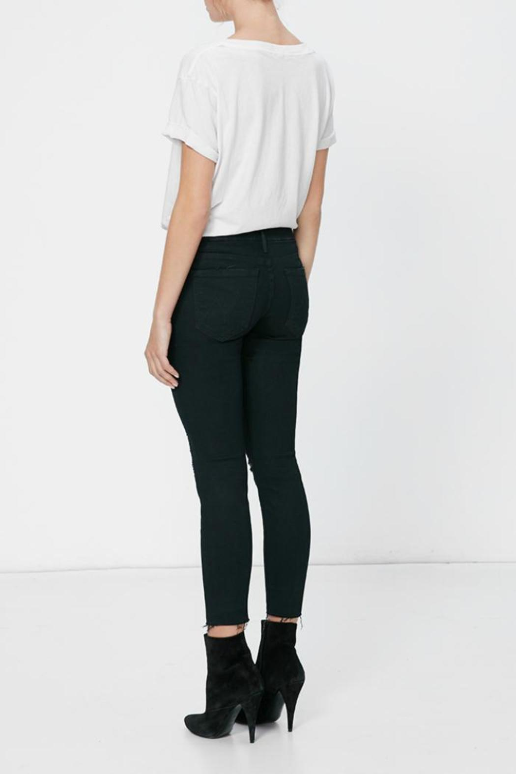 Mother Denim The Looker Skinny Jean - Side Cropped Image