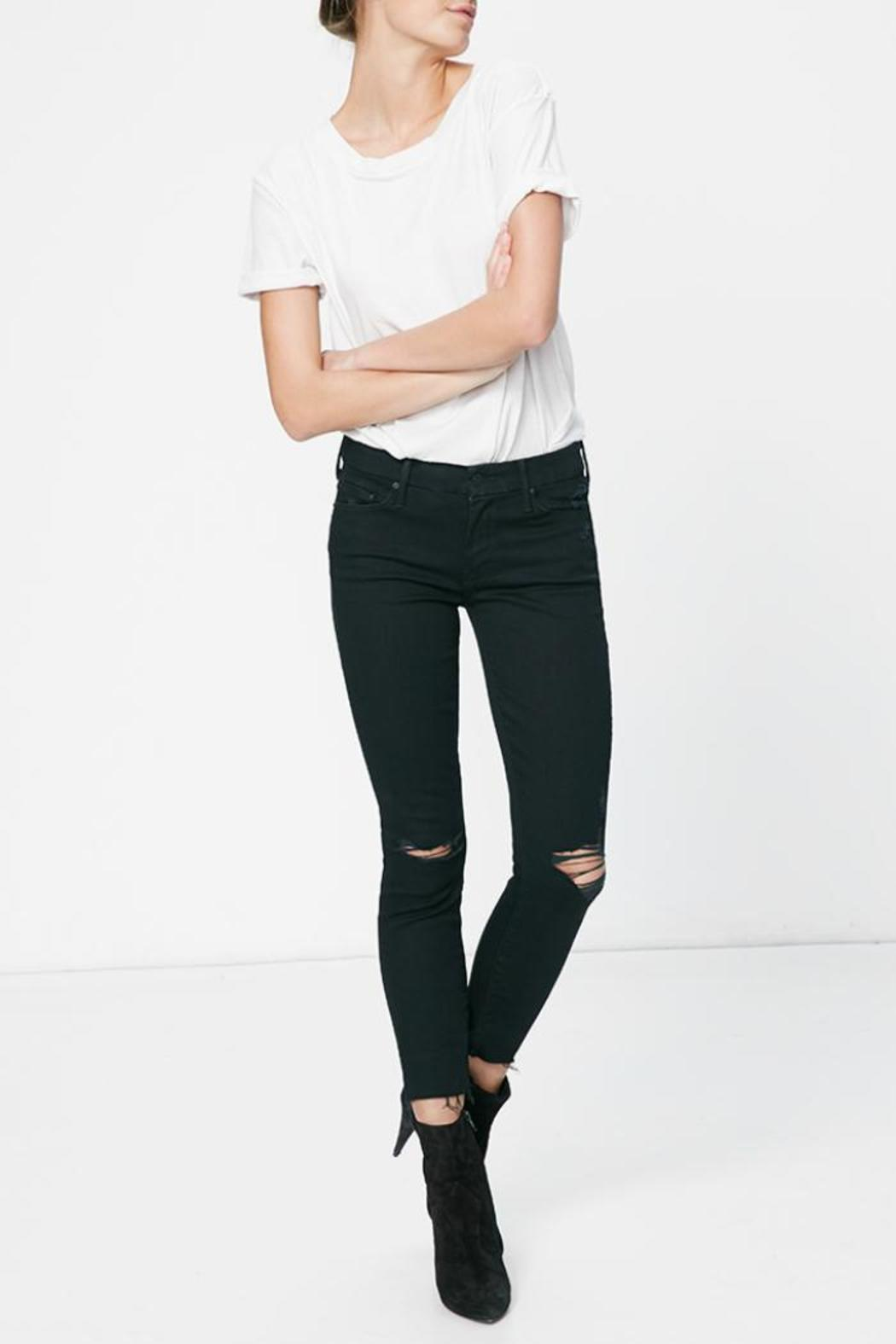 Mother Denim The Looker Skinny Jean - Front Cropped Image