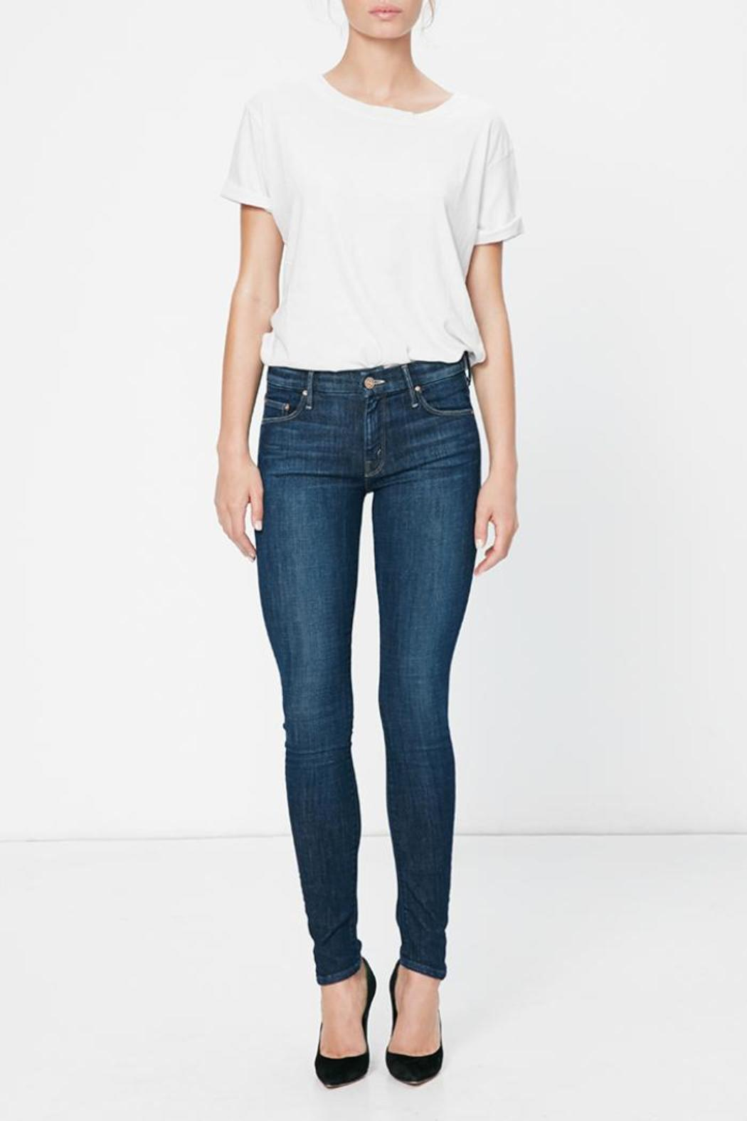 Mother The Looker Skinny Jean - Main Image