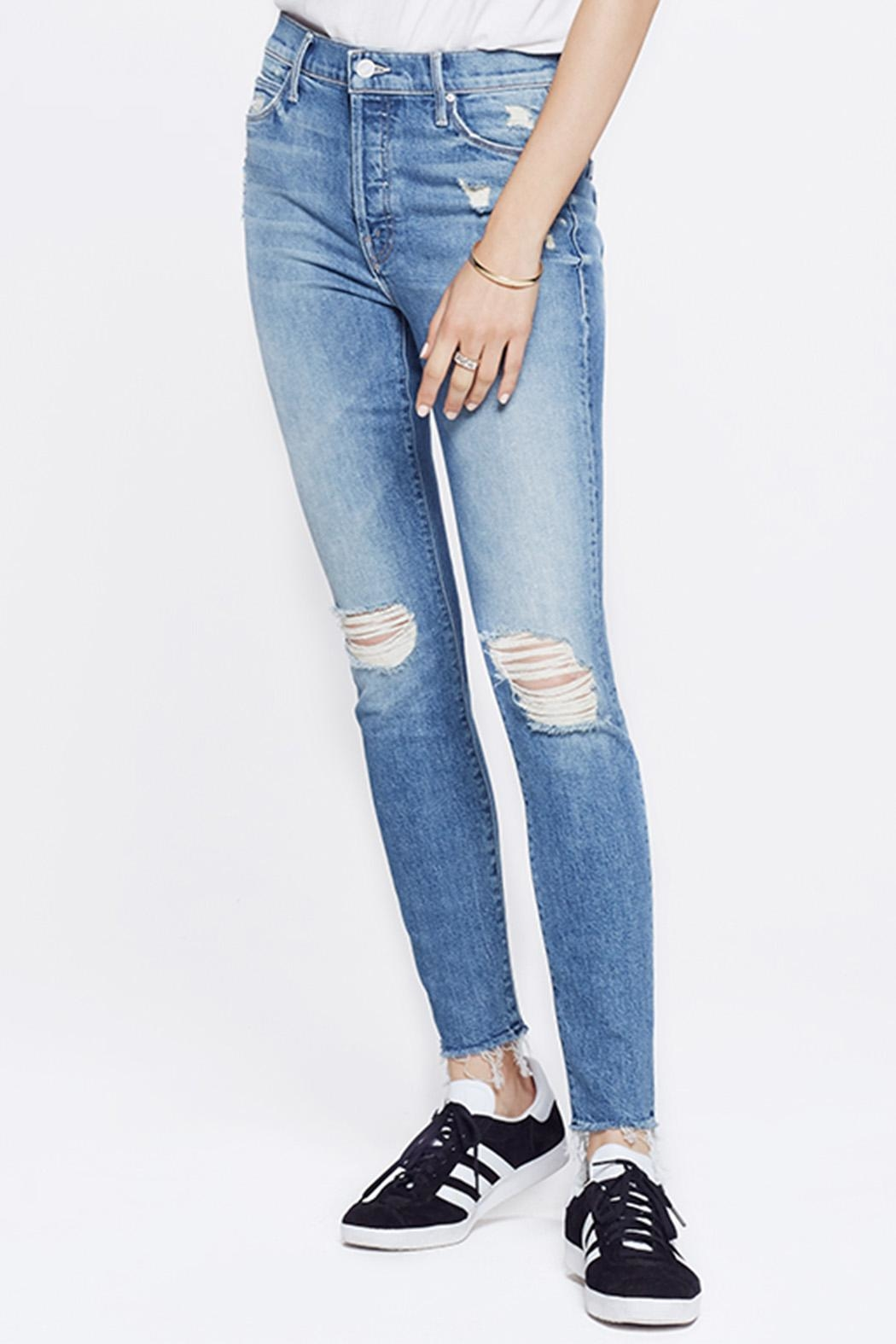 Mother The Stunner Jeans - Main Image