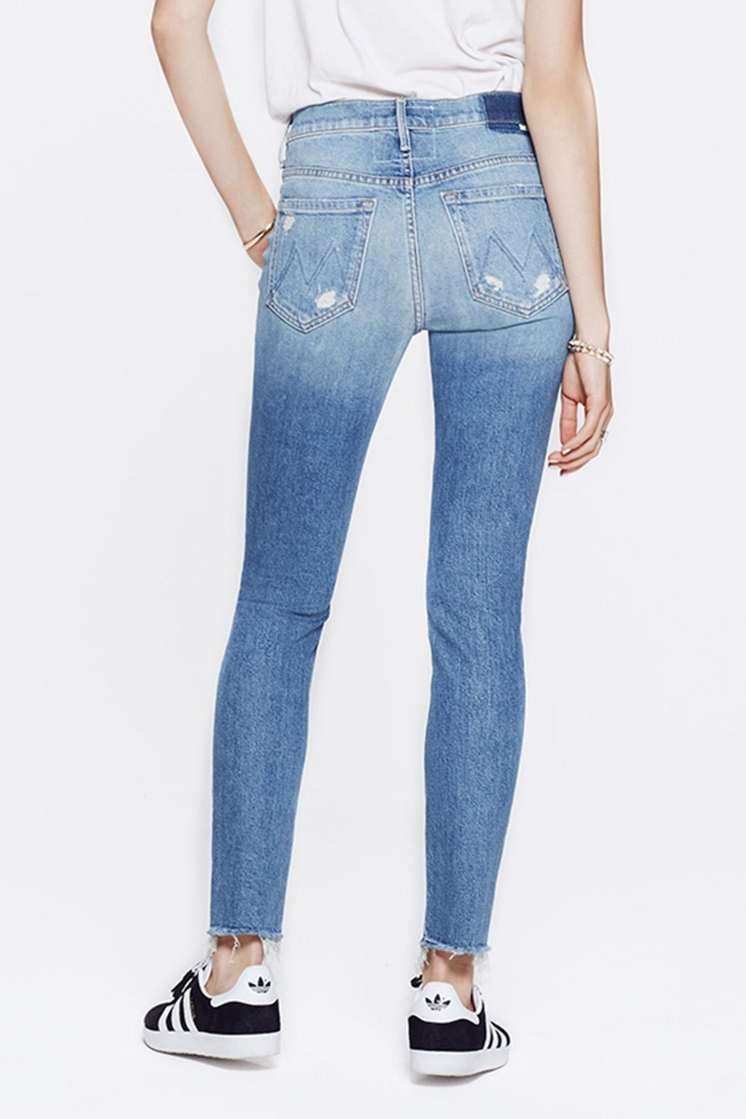 Mother The Stunner Jeans - Side Cropped Image
