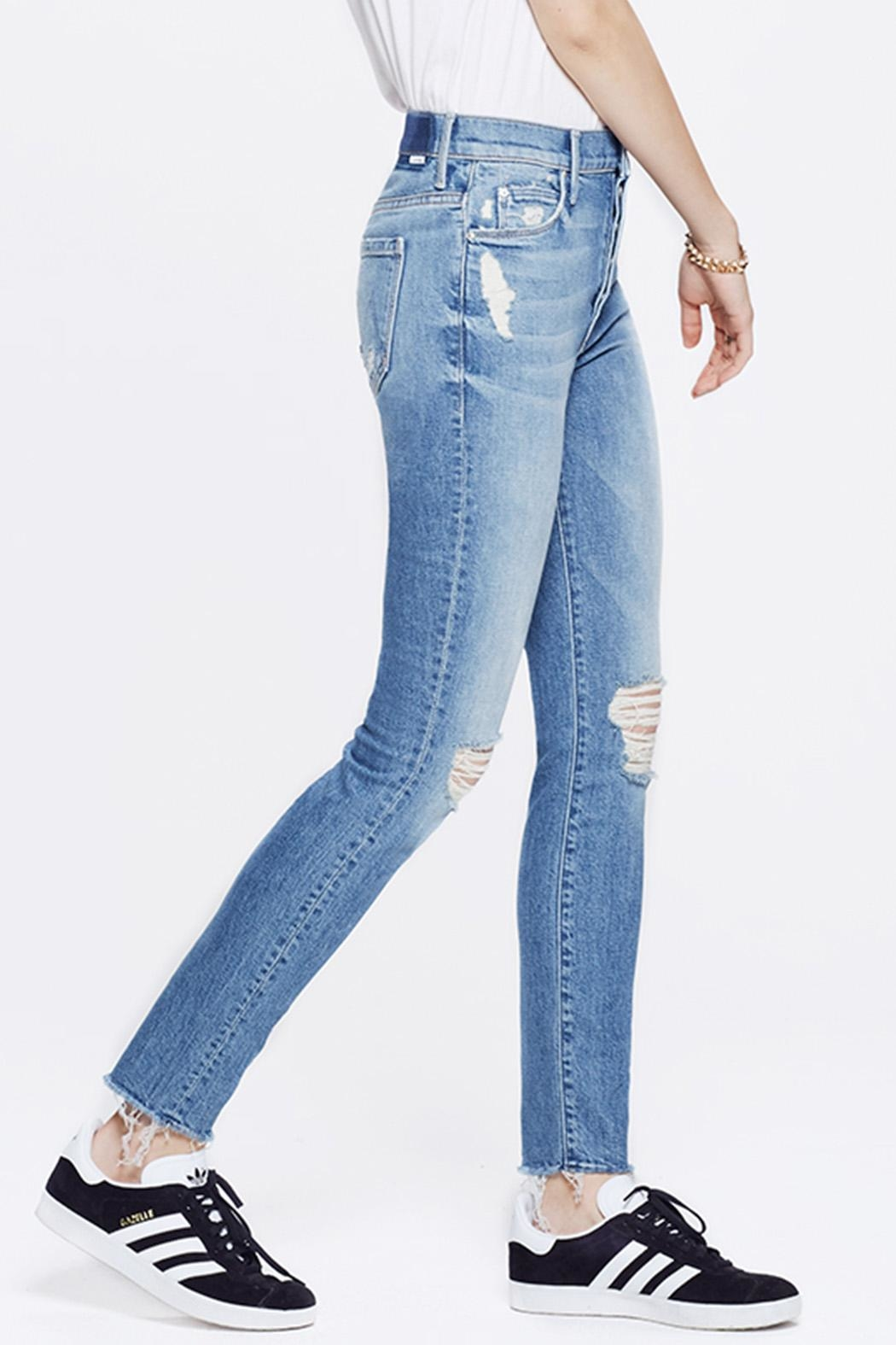 Mother The Stunner Jeans - Front Full Image