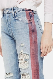 Mother Thrasher High Rise Jeans - Side cropped