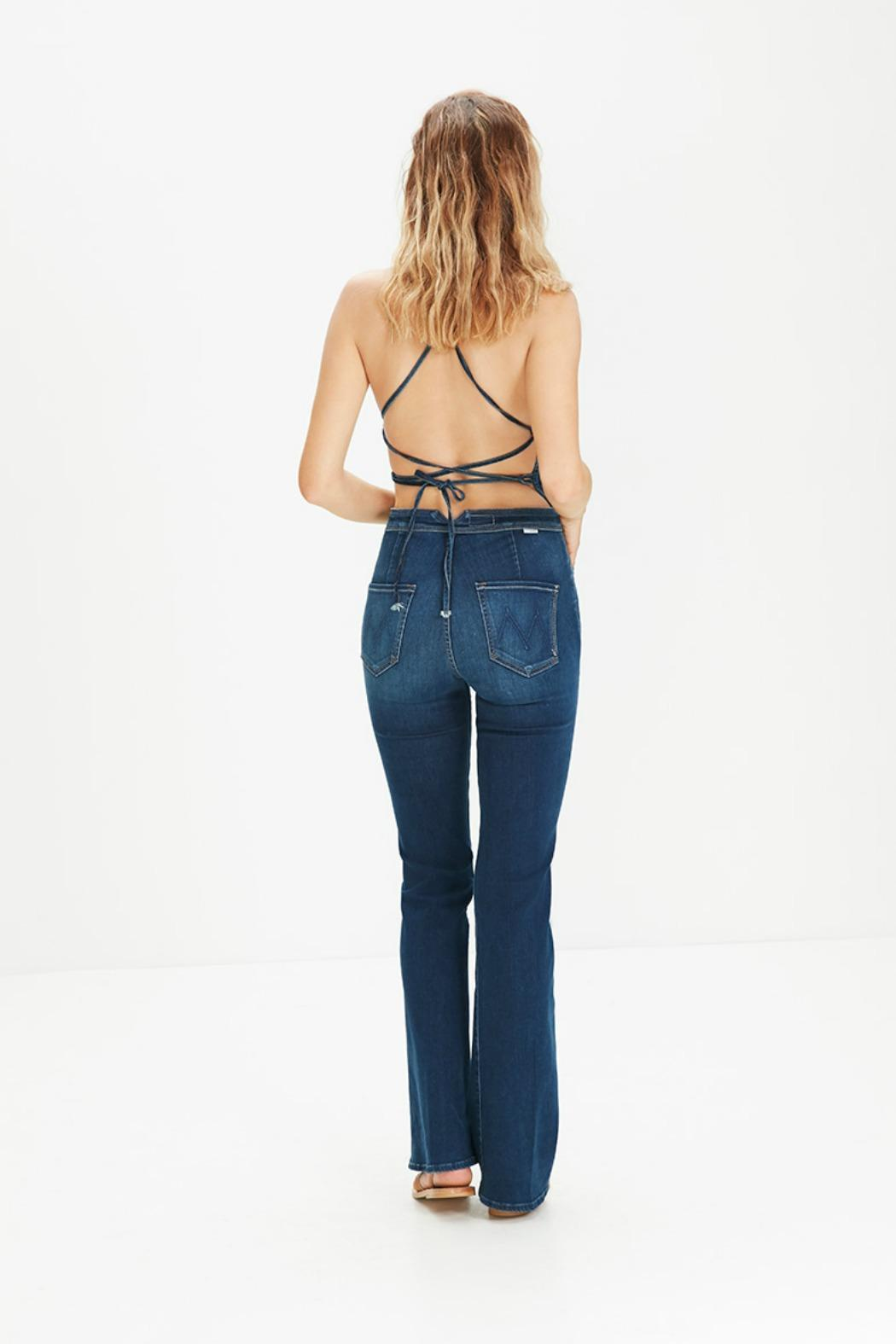 clearance prices choose original pretty cool Mother Tie Back Jumpsuit from Las Vegas by R+D Emporium ...