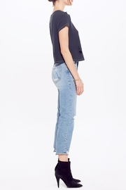 Mother Tomcat Relaxed Crops - Side cropped