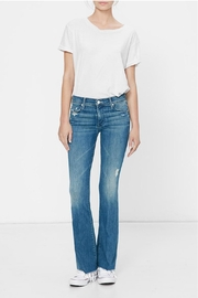Mother Weekender Jean - Front cropped