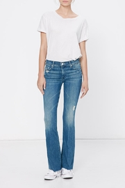 Mother Denim Weekender Flare Jean - Product Mini Image