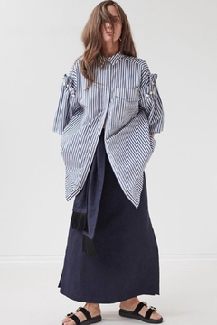 Mother of Pearl Ellar Stripe Shirt - Product List Image