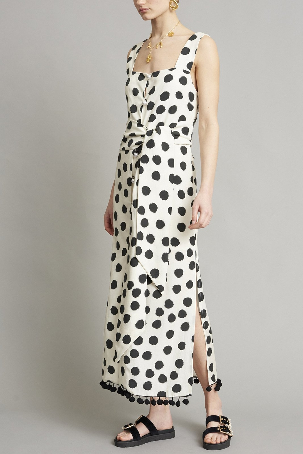 Mother of Pearl Jane Dress - Main Image