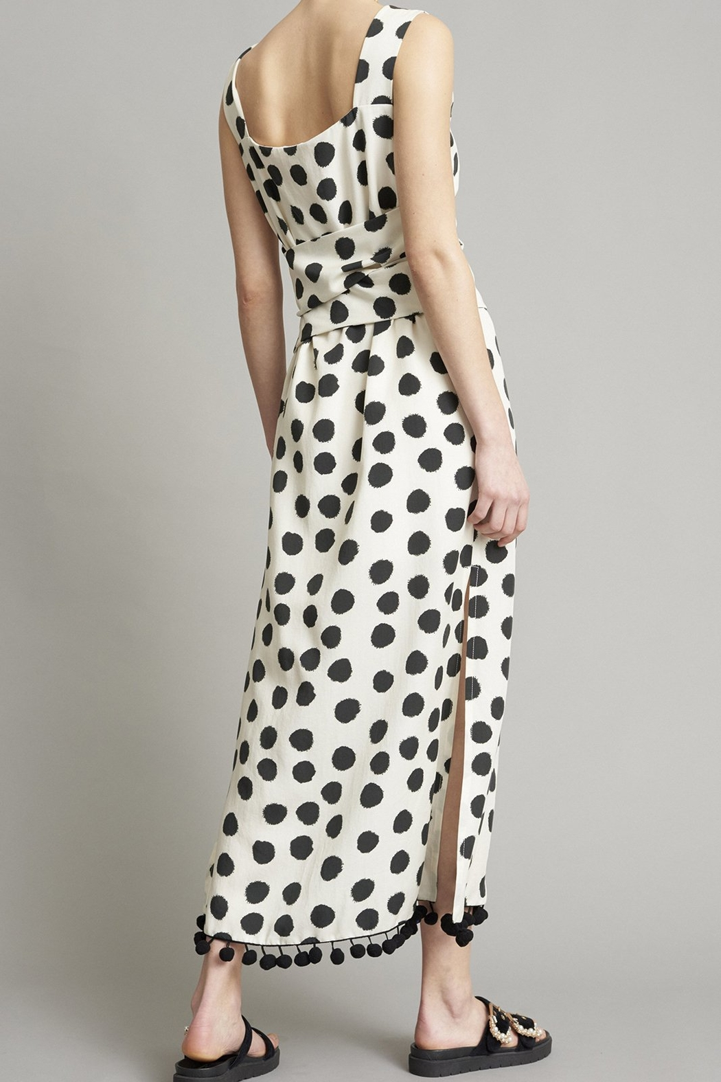Mother of Pearl Jane Dress - Front Full Image