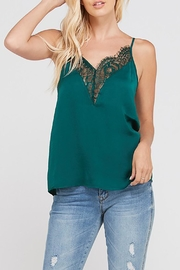 Wishlist Motif Lacy Cami - Product Mini Image