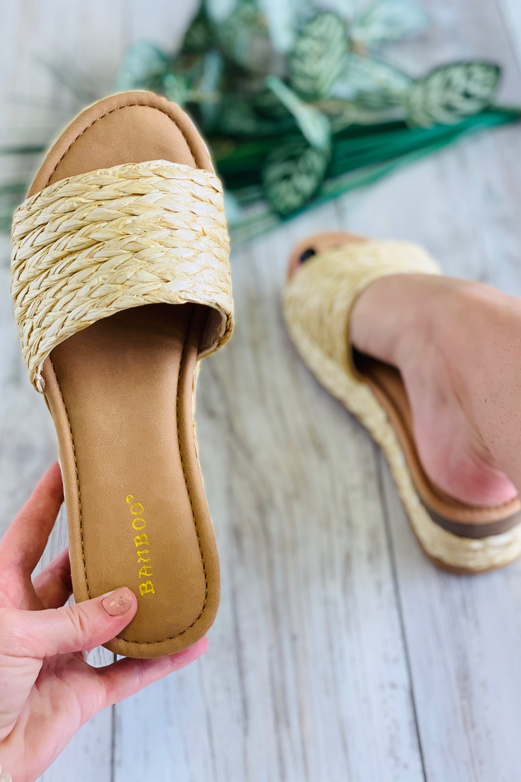 december shoes Motivate Sandal - Front Full Image