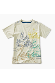 Tea Collection Moto Graphic Tee - Product Mini Image