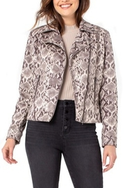 Liverpool  Moto Jacket - Front cropped