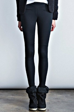 Garbe Luxe Moto Legging - Alternate List Image