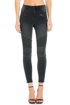 Cello Jeans Moto Skinny Jean - Product List Image